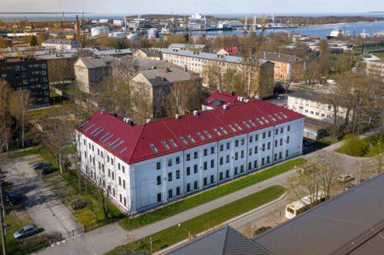 2016 Korterelamu Tallinnas