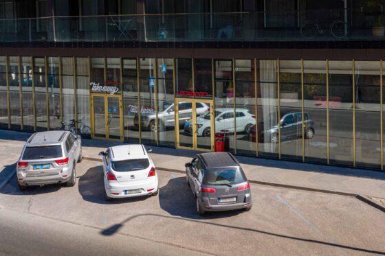 2019 Vapiano Hobujaama uuendus